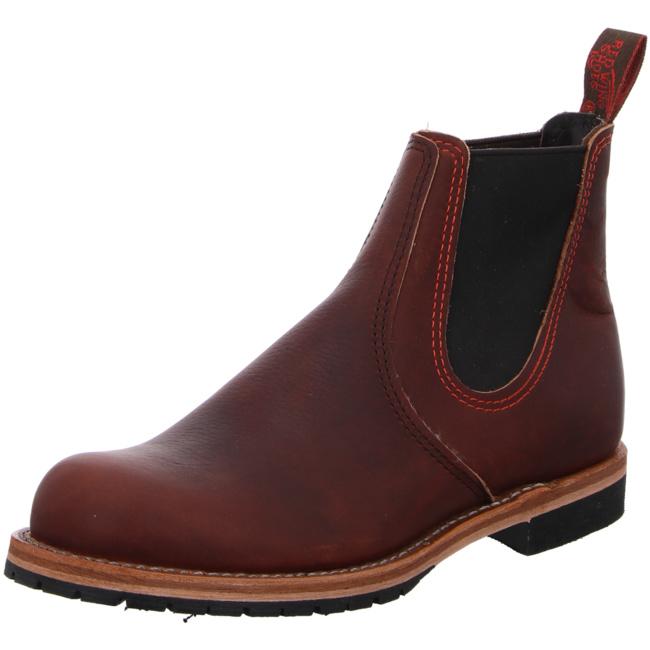 02917-2 Chelsea Stiefel von ROT Wing--Gutes Preis-Leistungs-, es lohnt lohnt lohnt sich d78267