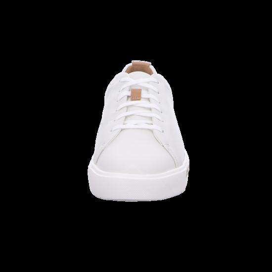 Clarks Damen Sneaker 261401684 weiß 619871