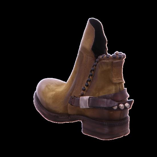 A.S.98, Biker Boots, beige