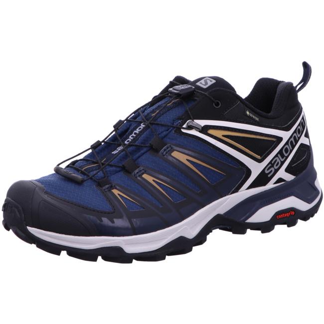 buy online e5a8b 7ff33 Salomon Schuhe X ULTRA 3 GTX Sargasso S/Dar Outdoor Schuhe
