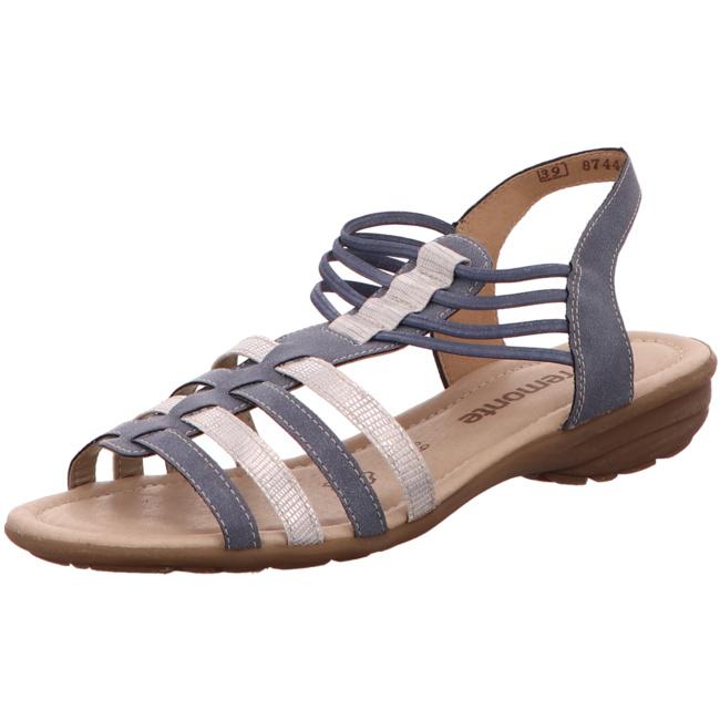 NEU Remonte Damen Sandaletten R3630 12 blau 446717