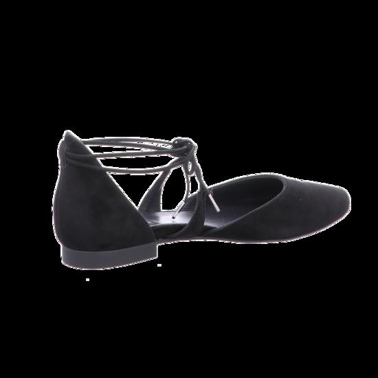 Schaftballerinas für Damen von Paul Green schwarz KEYtw
