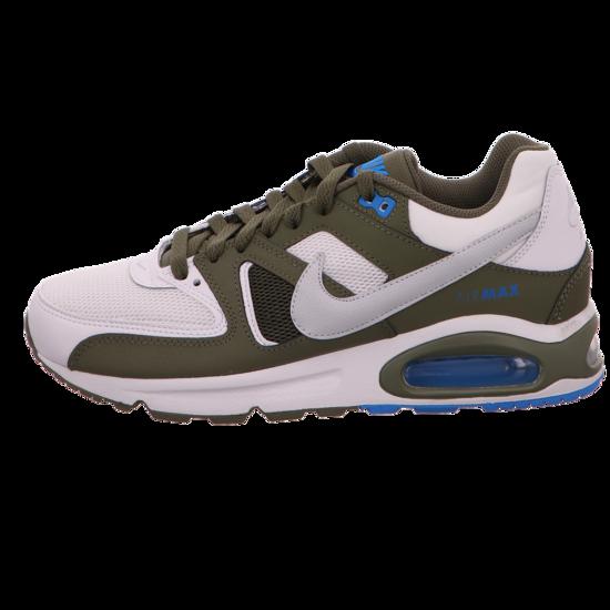 Details zu Nike Air Max Command Herren Lifestyle Sneaker Schuhe White Platinum 629993 109