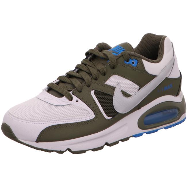 Weiß Sport & Freizeit Nike Herren Air Max Command Sneaker