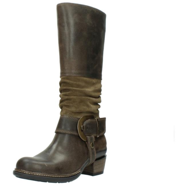 dcbec9eca43706 0048159151 Komfort Stiefel von Wolky