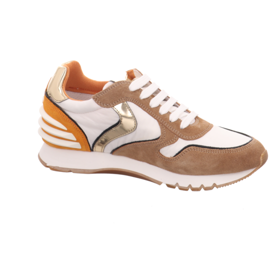 Sneaker Low Voile Blanche