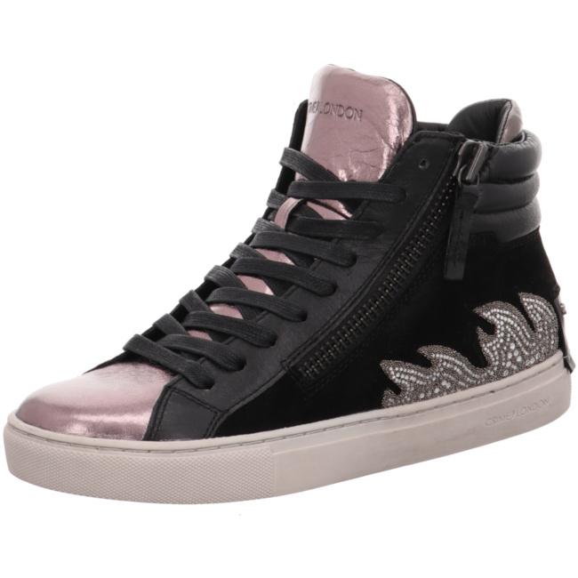 25328A17-20 Sneaker High High High von Crime London--Gutes Preis-Leistungs-, es lohnt sich 11c459