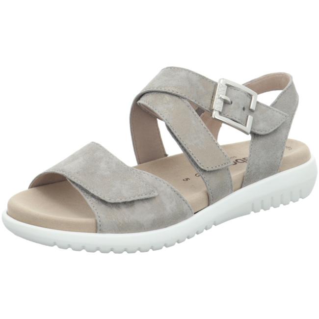 Gabor Comfort Damen Sandalen Pantoletten Weiß EU Größe 42