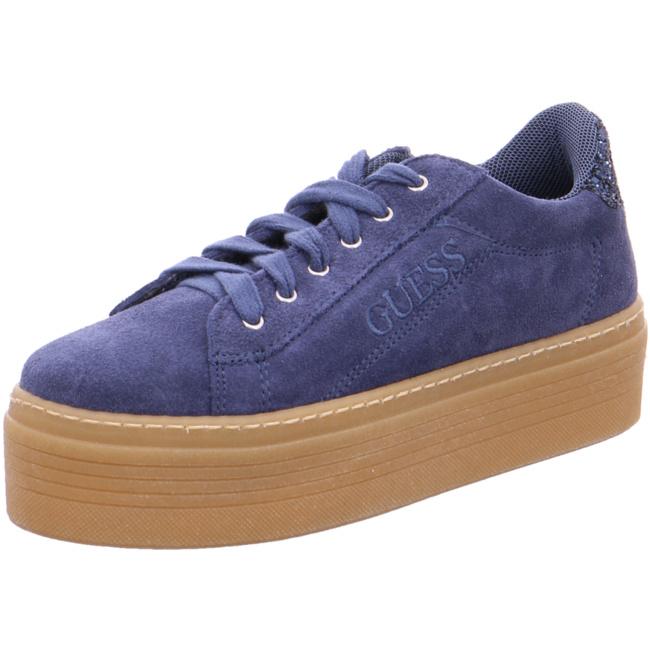 hot sale online 2b141 ad5e0 Guess Plateau Sneaker