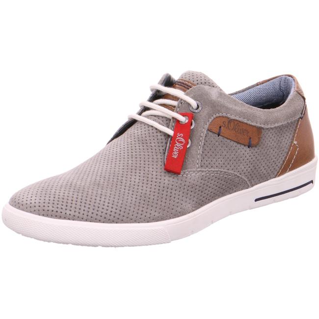 s.Oliver Sneaker weißsilber   Schuhe