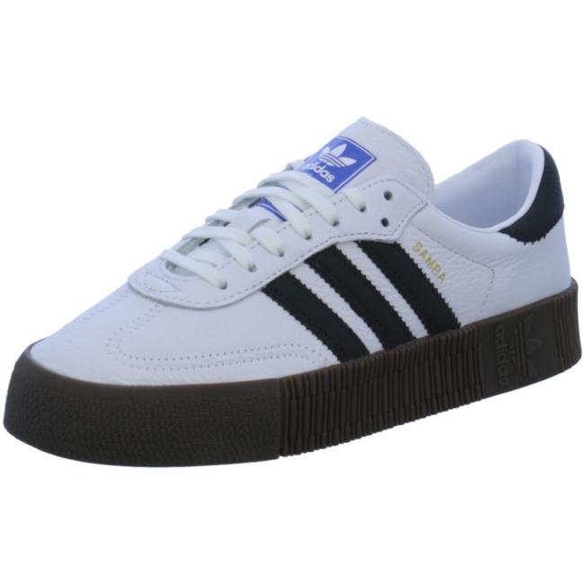 Adidas Originals Plateau Schuhe