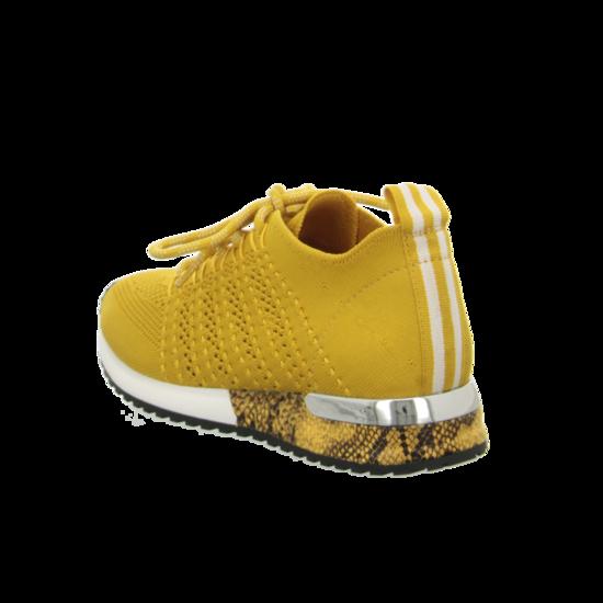 1802649 yellow Sportlicher Schnürschuh von La Strada