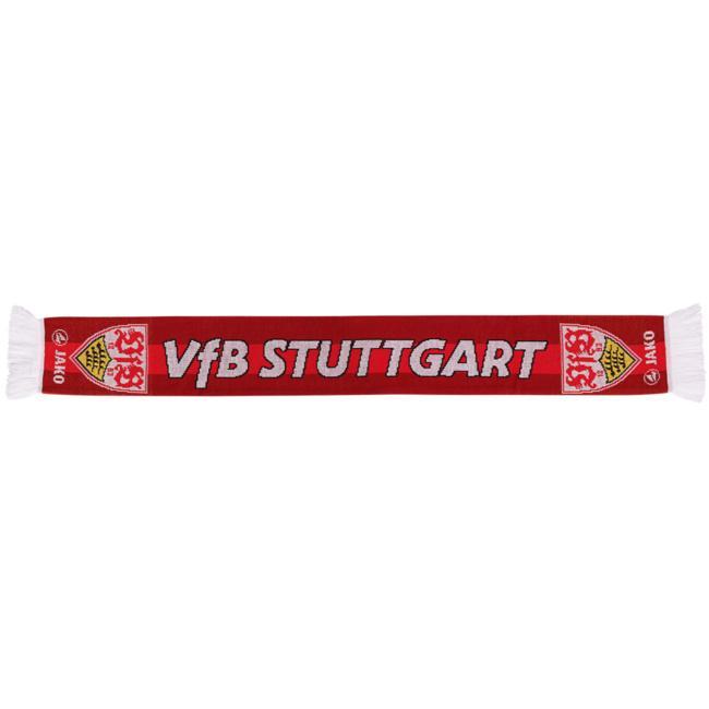Jako VfB Stuttgart Team Funktionsbeanie Fussball Mütze ST1226 schwarz//silber