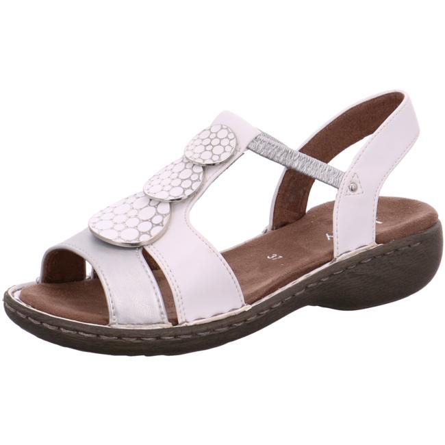 Jenny JENNY Korsika Komfort-Sandalen, weiß, weiß