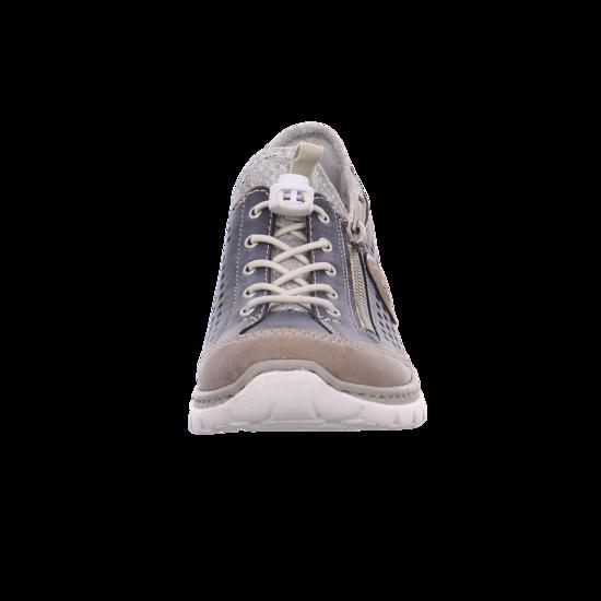 Sneaker L3296 42 Komfort Schnürschuh von Rieker zcL5R