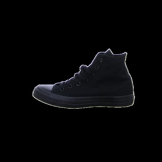 Converse Chuck Taylor All Star high Sneaker Herren Schuhe schwarz Sneaker High