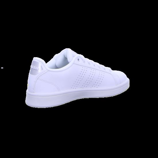 adidas Core Cloudfoam Advantage Clean Women Sneaker Sports