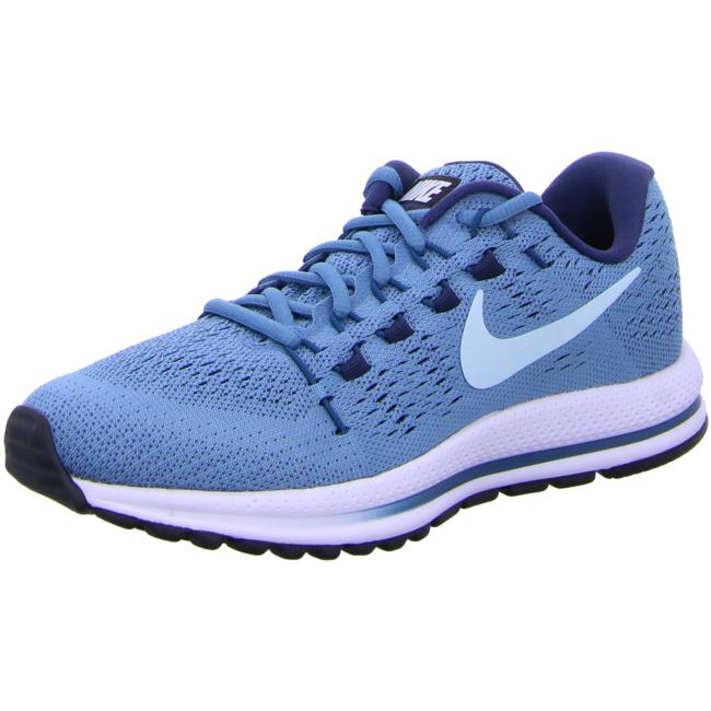Nike Air Zoom Vomero 12 Damen Laufschuhe Running blau Running