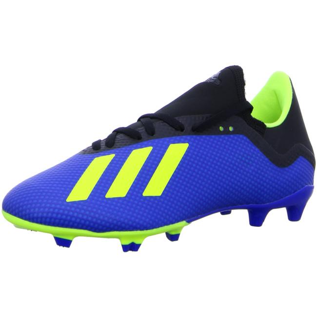 cdb14d63e0 X 18.3 FG Fußballschuhe DA9335 Stollen-Sohle von adidas