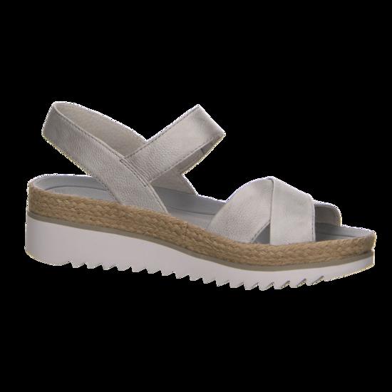 Damen Gabor 584129 weiß 23.728.29 Da.Sandale Sandaletten