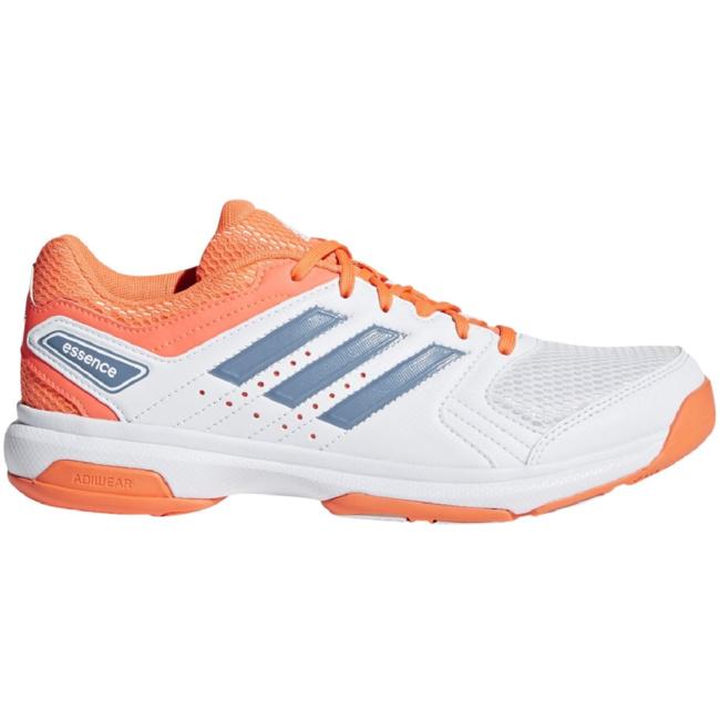 Damen Finden Schuhe Adidas 11 Essence Weiß Sie Court Damen