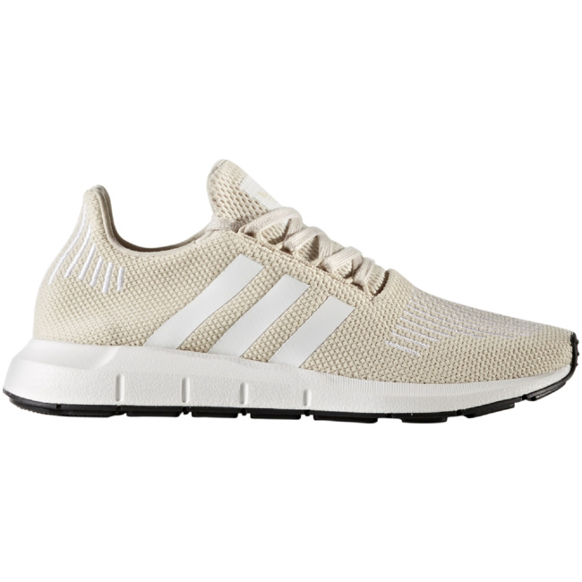 adidas Swift Run Sneaker Damen Schuhe beige