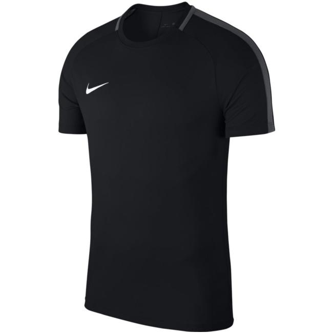 Nike Herren Dry Academy 18 T shirt, schwarz (BlackAnthraciteWhite), XL