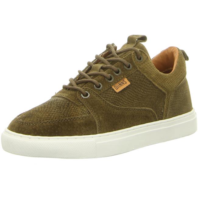 FORLOW OLIVE SNAKE RUN II OLIVE FORLOW Sneaker Niedrig von Djinns--Gutes Preis-Leistungs-, es lohnt sich fd562c
