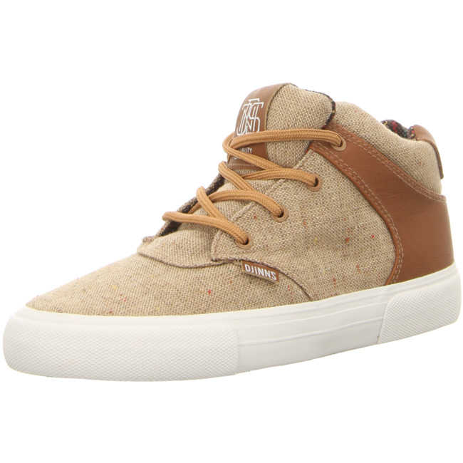 CHUNK INDO SPOTS SAND Sneaker High von Djinns--Gutes Preis-Leistungs-, sich es lohnt sich Preis-Leistungs-, 6aa5bd