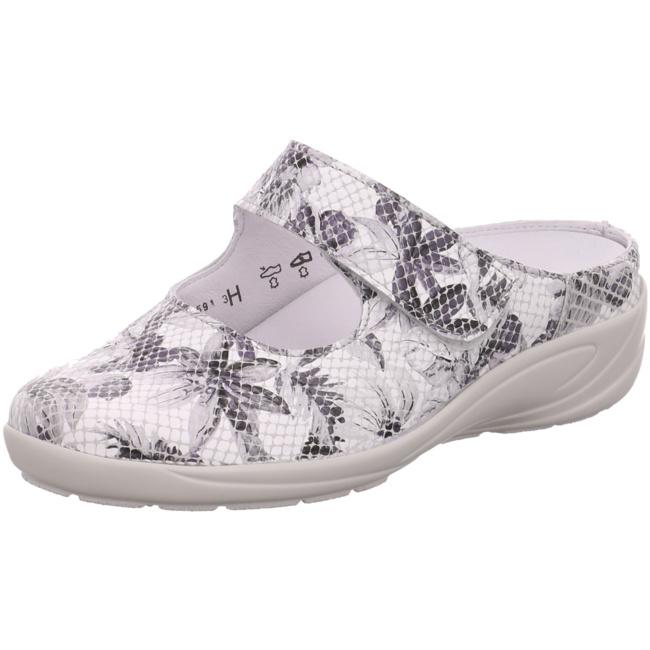 Gabor Pantolette 23.708.21 weiß: : Schuhe & Handtaschen