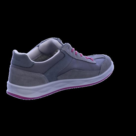 Sportliche Schnürschuhe für Damen von LOWA Grau kombi. us9Ac