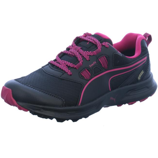 Puma Essential Trail Damen Sneakers Turnschuhe 190641 001 Schwarz Pink Neu