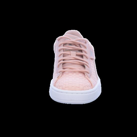 Puma Basket Satin EP 365915 01 | ROSA | für 34,50