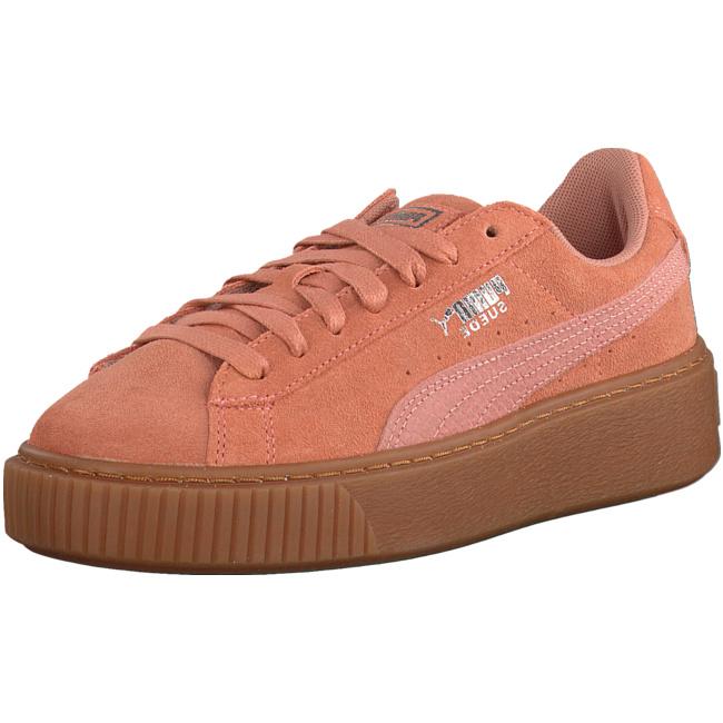 Suede Platform Animal Sneaker Damen Schuhe Cameo Braun 365109-002 Plateau Plateau 365109-002 Sneaker von Puma--Gutes Preis-Leistungs-, es lohnt sich 51b0a5