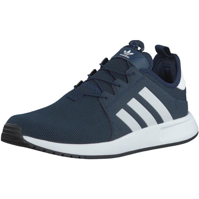 adidas Originals X_PLR Sneaker Herren Schuhe blau weiß Sneaker Low
