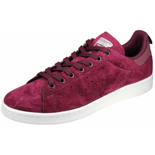 adidas Stan Smith Sneaker Herren Schuhe rot Sneaker Sports
