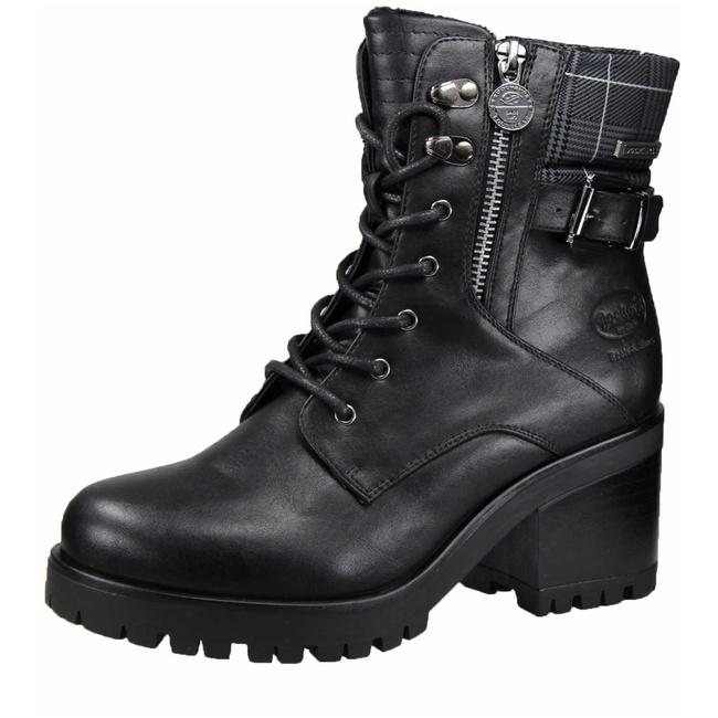 Dockers by Gerli 37CE319 Damen Schuhe Freizeit Stiefelette Boots Stiefel 37CE319