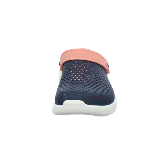Details zu Crocs Literide clog 204592 Navy 4JG Damen Pantolette Sandale Badeschuhe Neu