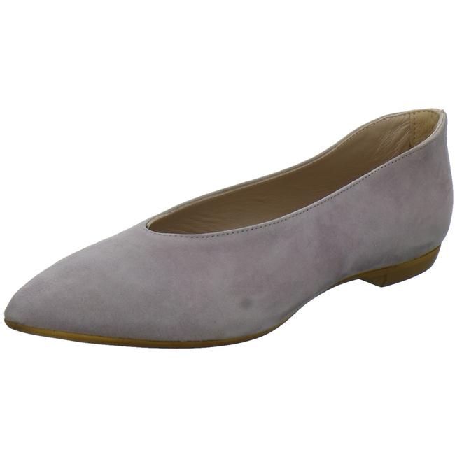 2558-lilac Grau POPS--Gutes Elegante Ballerinas von POPS--Gutes Grau Preis-Leistungs-, es lohnt sich 62a629