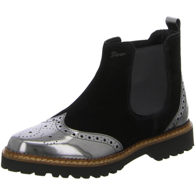Veselka 60781 slate blk Chelsea Stiefel von von von Sioux--Gutes Preis-Leistungs-, es lohnt sich d3c473