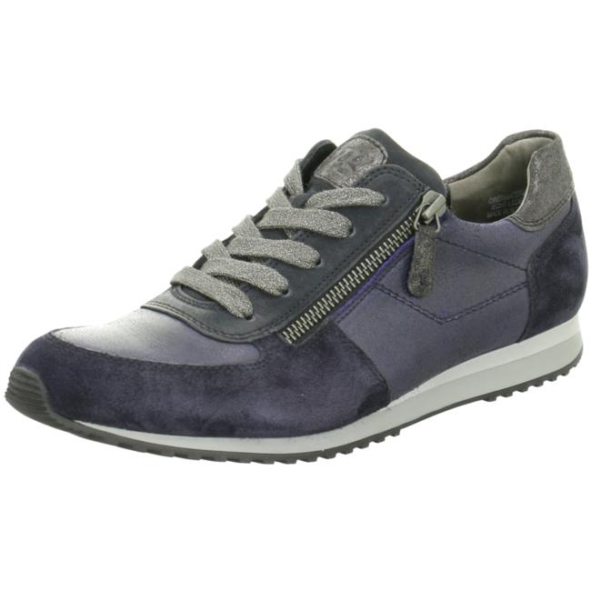 Paul Green Damen Sneaker 4252-126 Blau 52290