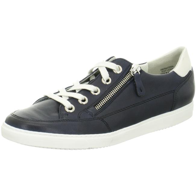 Paul Green Damen Sneaker 4294 269 blau 192784: