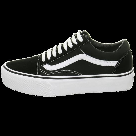 the latest c4f7b 4d108 Vans Platform Old Skool Sneaker Plateau Sneaker