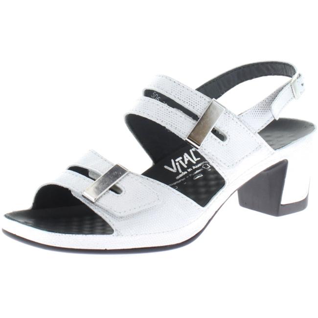 Damen Sandaletten 0506,160,10 Weiß 273314 Vital