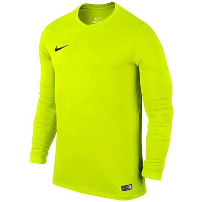 Nike Pro Langarmshirt Herren gelb im Online Shop von