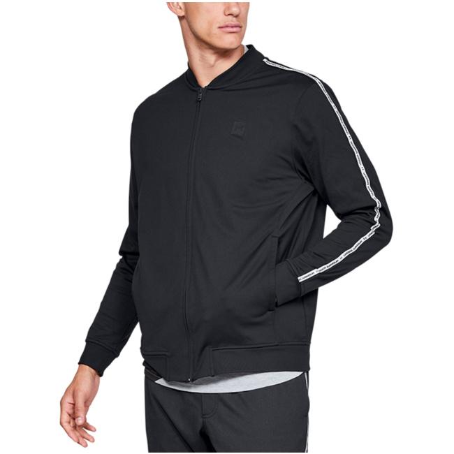 Sportstyle Tricot Track Jacket 1320775 001 T Shirts Von Under Armour