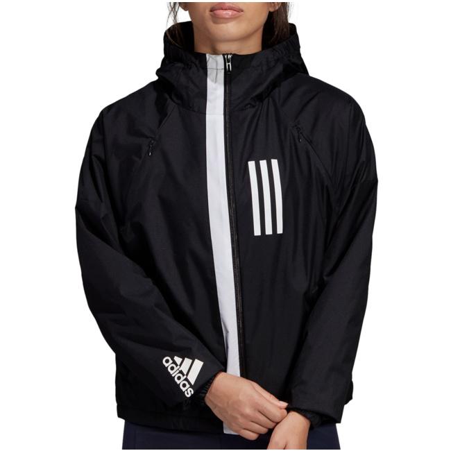 adidas WND Fleece Jacket Women Trainingsjacken