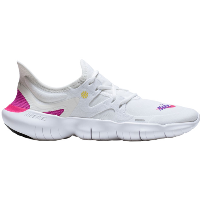 Nike Free RN 5.0 Running Damen Beige Schwarz F100