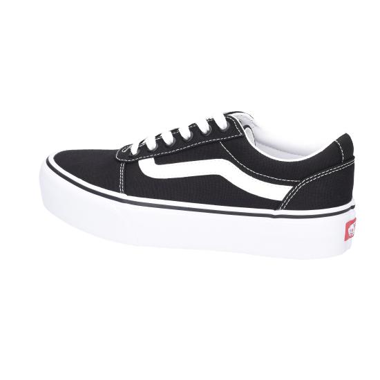 the best attitude 3daa5 0e37d Vans WM Ward Platform Plateau Sneaker