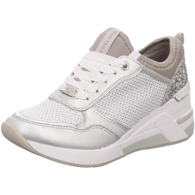 sale retailer d5cd5 0dbae Tom Tailor Plateau Sneaker